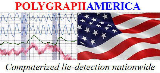 get the truth by using a polygraph