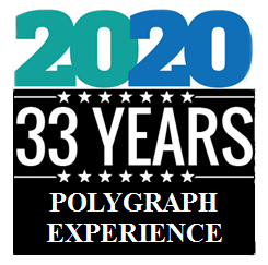 Most experienced polygraph in 2020