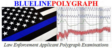 polygraph test for police and sheriff jobs