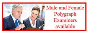female polygraph examiner in Los Angeles